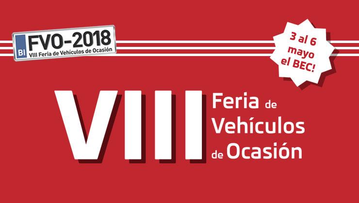 Feria de vehículos de ocasión 2018