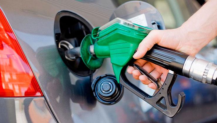 Gasolina 98 o 95 octanos