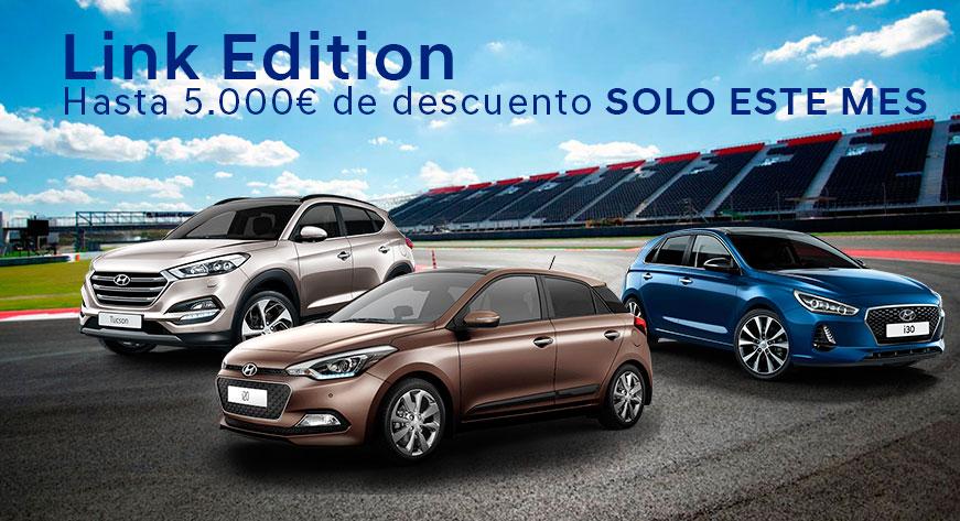 Comprate un Hyundai con 5.000€ de descuento