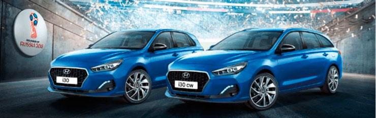 Hyundai i30 serie especial Go! 5p y Cross wagon