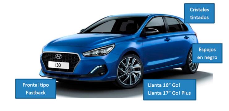 Hyundai i30 serie especial Go!