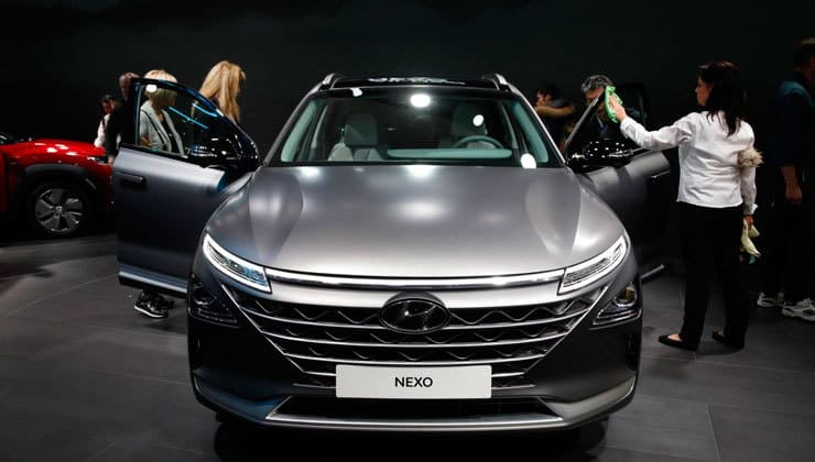 Novedades Salón de Ginebra Hyundai Nexo