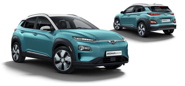 Nuevo Hyundai Kona Eléctrico Bizkaia