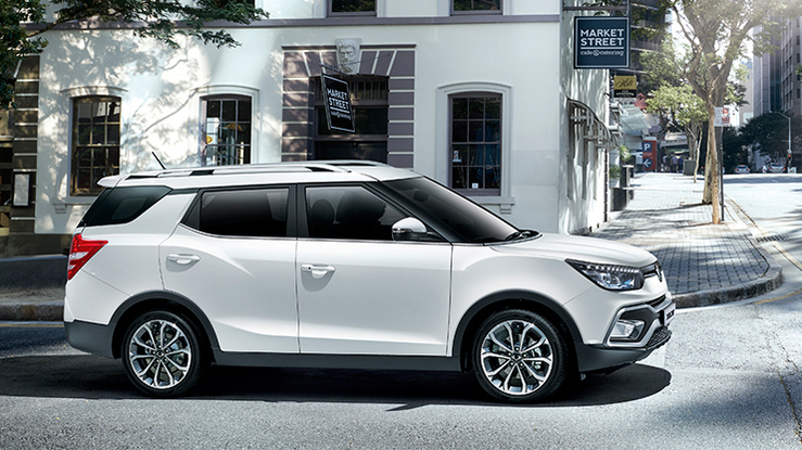 Oferta SsangYong XLV 4x2 Limited Automático