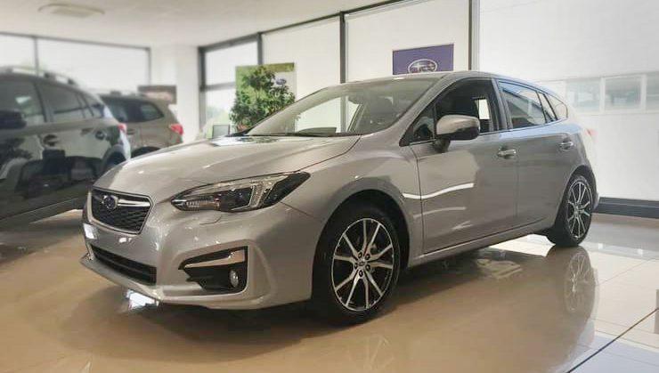 Comprar Nuevo Subaru Impreza 2018 Bizkaia