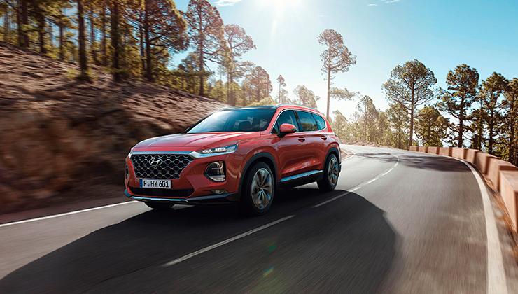 Hyundai Santa Fe combina a la perfección diseño y tecnología