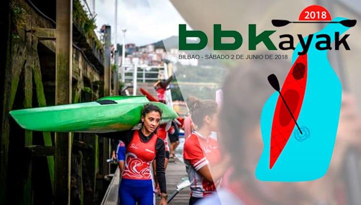 Consigue tus inscripciones gratis para el BBKayak Bilbao
