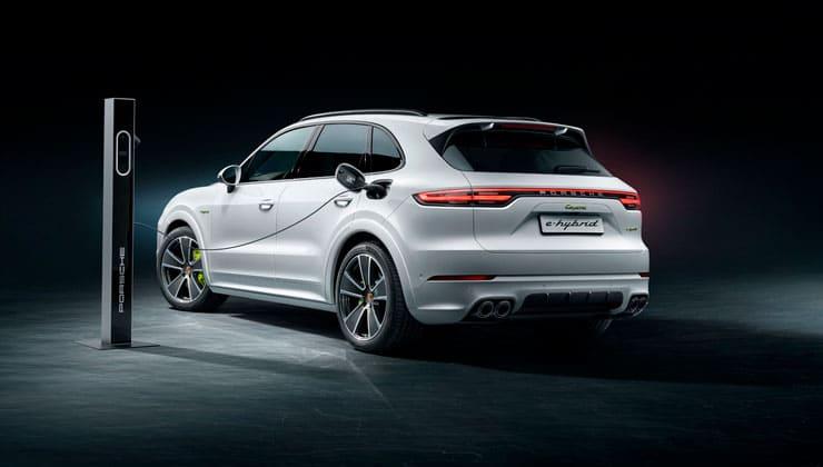 Nuevo Porsche Cayenne E-Hybrid