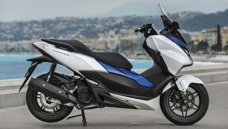 Oferta Honda Forza 125 Matriculación Gratis