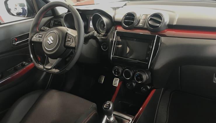 Comprar Nuevo Suzuki Swift Sport precio