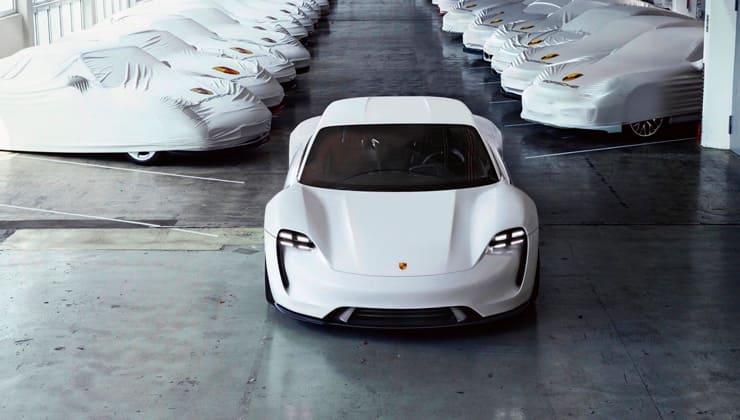 Descubre Nuevo Porsche Taycan eléctrico