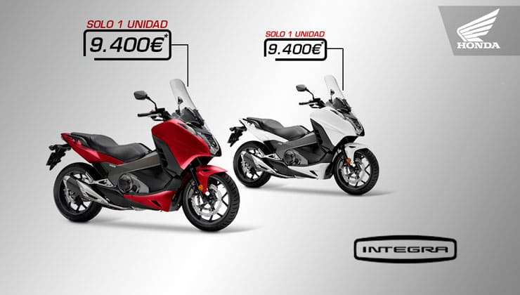 Oferta Honda Integra 750