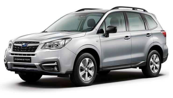 Oferta Subaru SUV Diesel descuento Forester