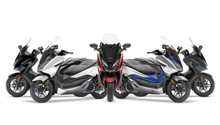 Comprar Nuevo Honda Forza 125 mejor precio Vizcaya