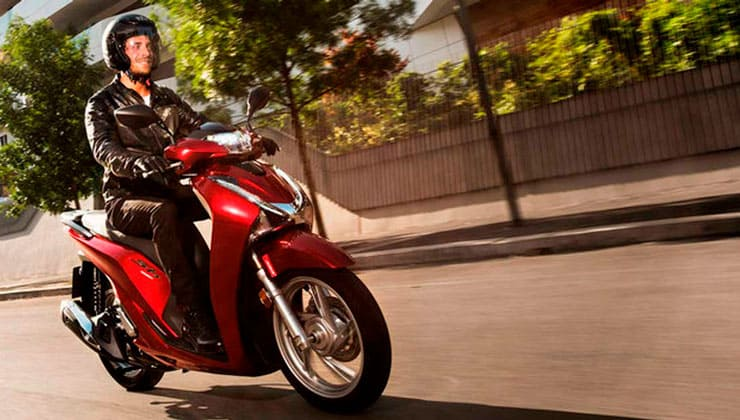 Honda SH125i precio