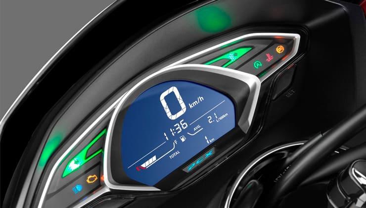 Moto Honda nuevo PCX125 2018