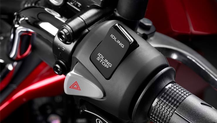 Moto Honda scooter nuevo PCX 125 2018