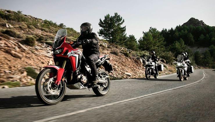 Primera Jornada Honda Motos Ortasa