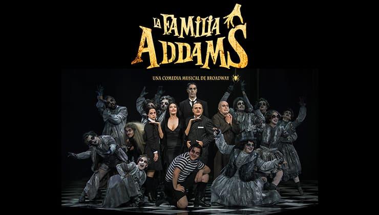 Sorteo invitaciones Familia Addams Bilbao