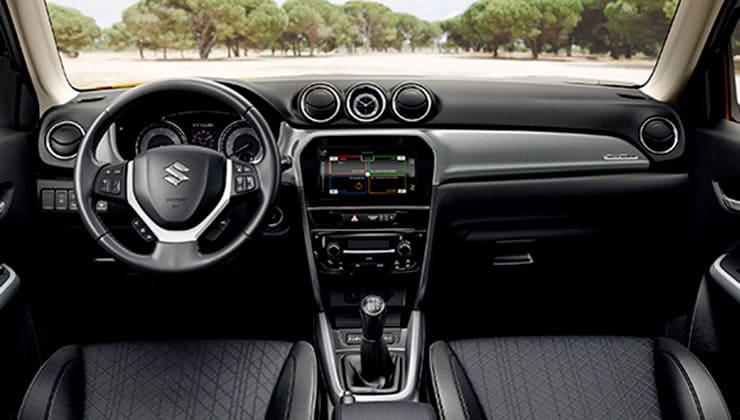 Nuevo Suzuki Vitara 2019 tecnologia