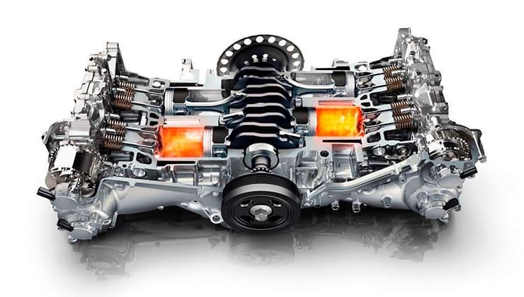 Tecnología Subaru aplicada a los coches para una conducción más segura