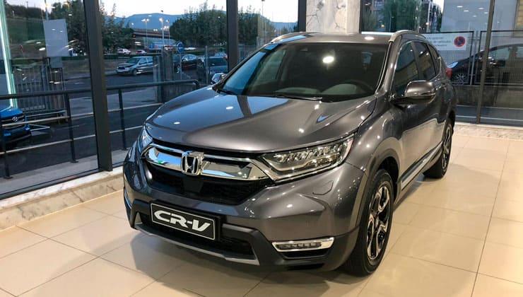 Nuevo Honda CR-V 2019 en tu concesionario Honda Bizkaia