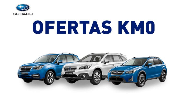 Ofertas Subaru Km 0