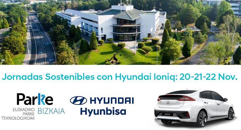 Jornadas Sostenibles Hyundai en Parque Teknologiko Bizkaia Zamudio