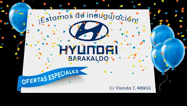 Nuevo concesionario Hyundai Barakaldo