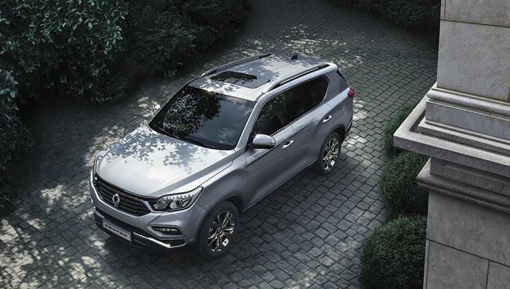 Oferta SUV SsangYong Rexton