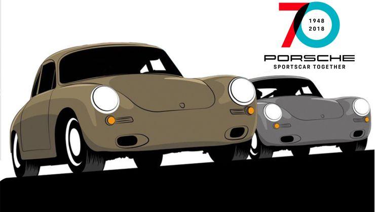 70 Aniversario Porsche Bilbao - 28 ,29 y 30 Noviembre