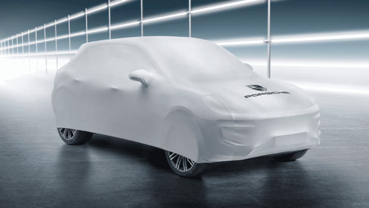 Presentación Porsche Macan 2019