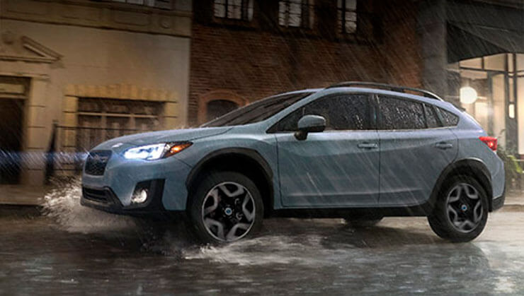 Subaru XV traccion total AWD