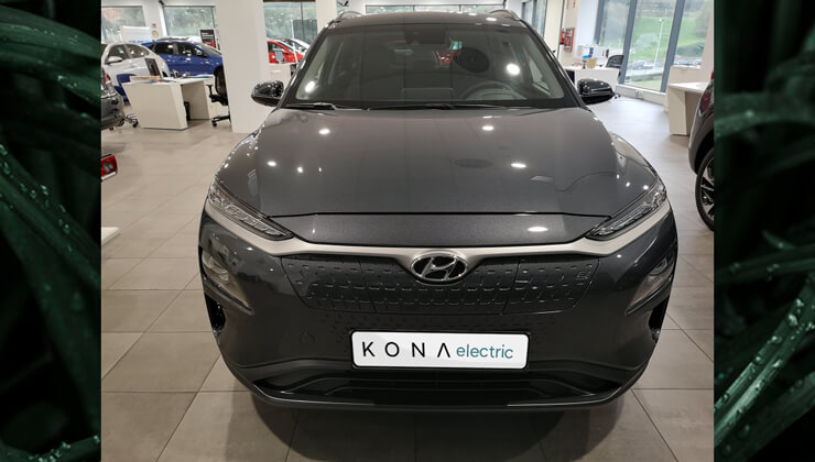 Hyundai Kona Electric Alto de Enekuri Hyunbisa concesionario oficial