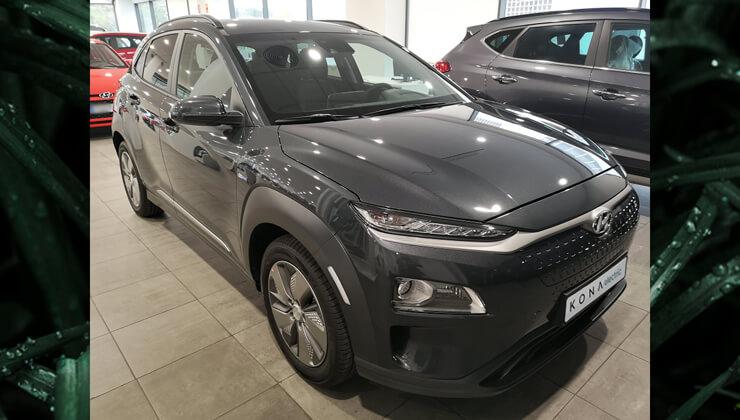 Hyundai Kona Electric en Enekuri