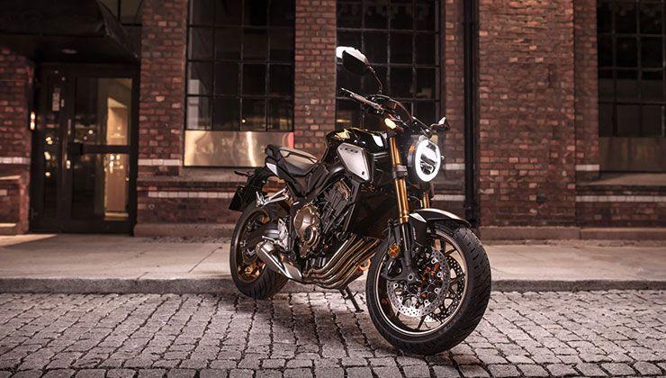 Oferta Honda Nueva CB650R por 7.650€*. ¡También para carnet A2!