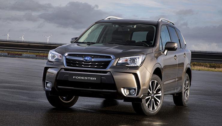 Oferta Nuevo Subaru Forester 2019 precio