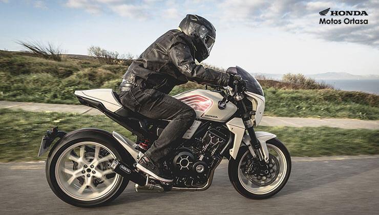 Honda Garage Dreams Contest CB1000R Motos Ortasa Bilbao Yugana personalizar