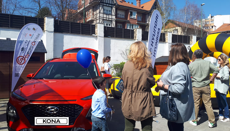 KONA Hyundai Family Day
