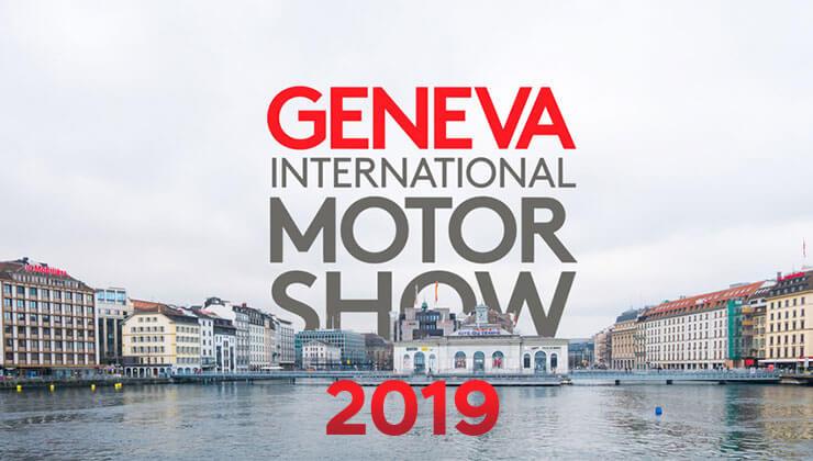 Novedades Salón Internacional del Automóvil de Ginebra 2019