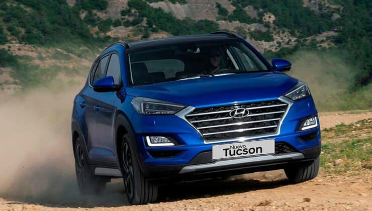 Nuevo Hyundai Tucson Híbrido