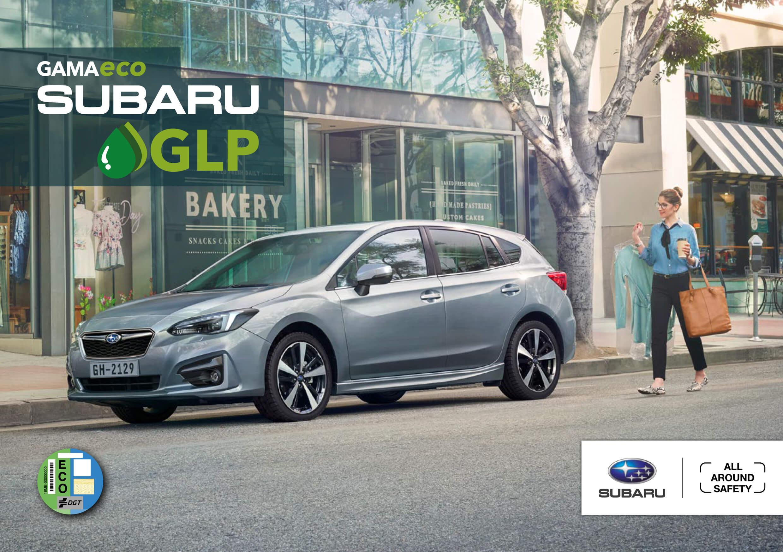 Subaru Gama Eco GLP