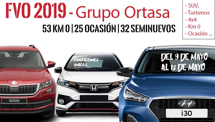 FVO 2019 - Feria Vehículo Ocasión BEC 2019