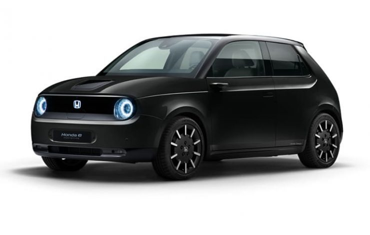 Honda Eléctrico 2019