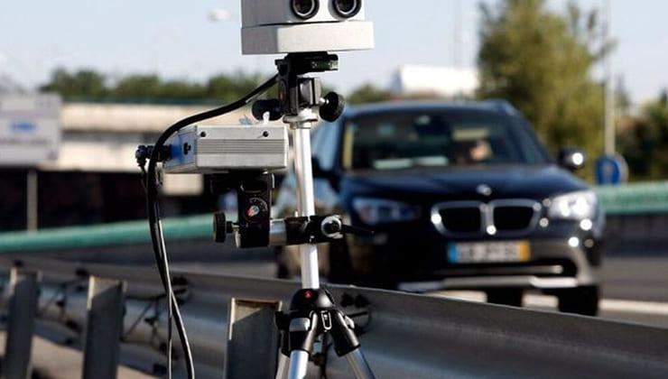 Radares en cascada: el nuevo método para controlar la velocidad