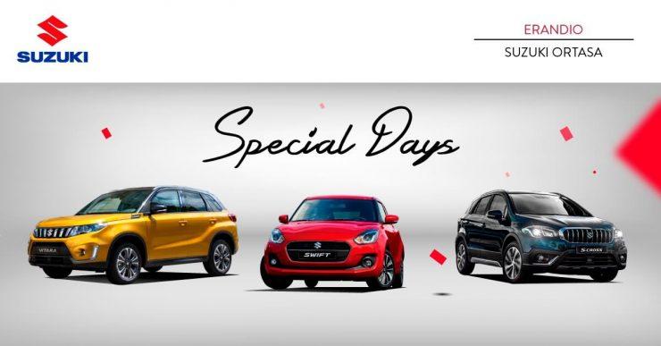 Suzuki Special Days Bizkaia Junio