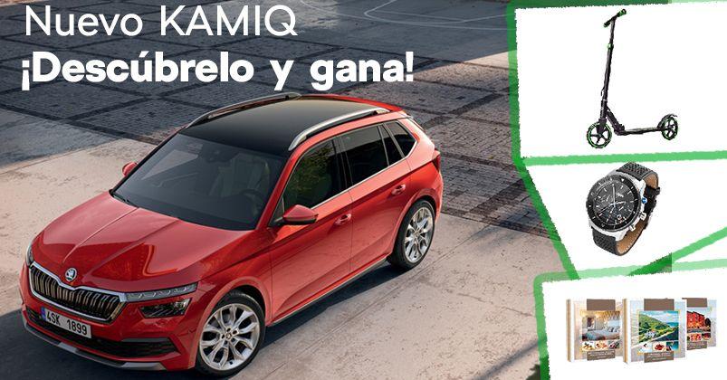 Presentación Škoda Kamiq Bilbao
