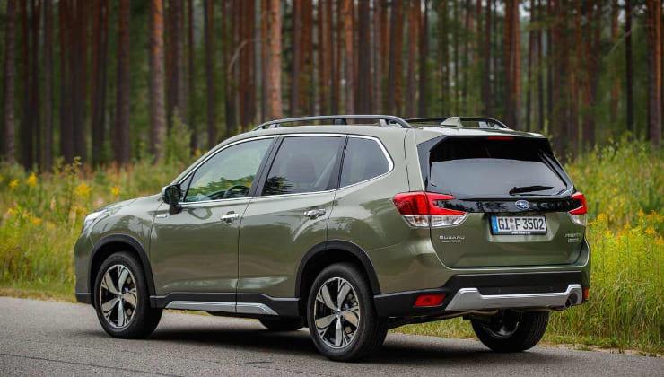 Subaru Forester Hybrid ECO Bilbao