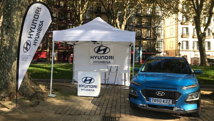 Hyundai Eco Rally Bilbao
