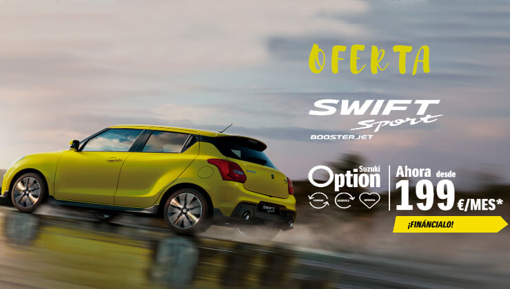 Oferta Suzuki Swift Sport